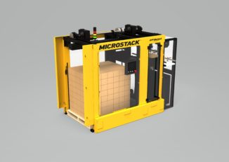 Gantry Palletizing image