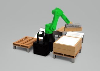 Robotic Palletizing image